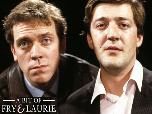 A Bit Of Fry And Laurie British Comedy:...