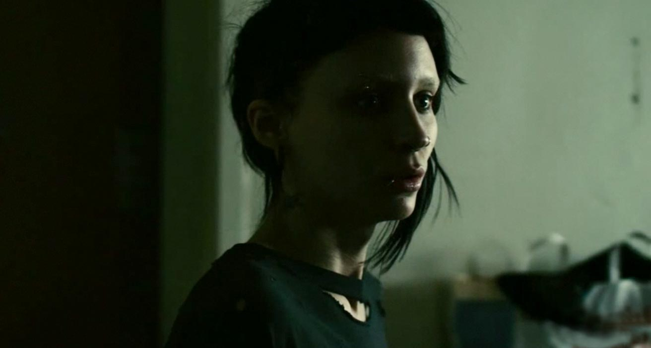 The girl with the dragon tattoo english vs swedish films for The girl with the dragon tattoo series order