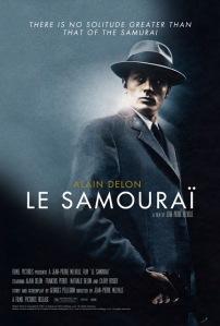 Le Samourai Poster