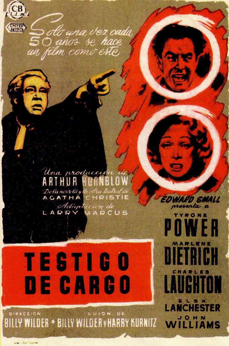 witness for the prosecution pdf