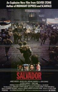Salvador Poster